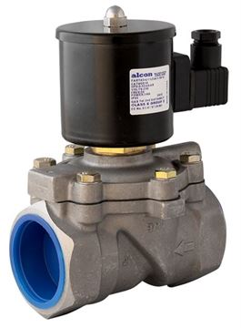 "Picture of GB8B 11/4"" 230VAC GAS SOLENOID VALVE"
