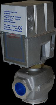 "Picture of HWA12AB 3"" 110VAC GAS VALVE CL-1"