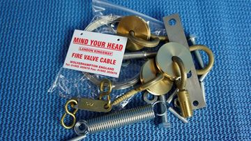 """Picture of 10033501 SMALL BAG OF FITTINGS 1/2- 11/4"""" FIRE VALVE"""