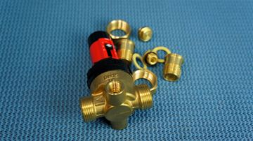 "Picture of 1/2"" MALE PRESSURE REDUCING VALVE 1.5-6BAR"