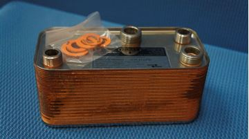 Picture of MPCBS53 PLATE HEAT EXCHANGER