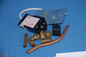 Picture of 796260 SOLENOID KIT G3T/01 (OBS)