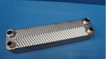Picture of 87154069750 DHW HEAT EXCHANGER