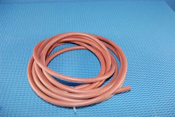 Picture of 87161010810 RED SILICONE TUBING