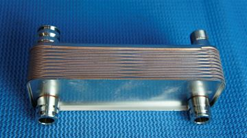 Picture of 87161019760  PLATE HEAT EXCHANGER was 87161429080