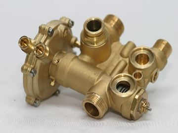 Picture of 500601 FLOW MANIFOLD/DIV VALVE