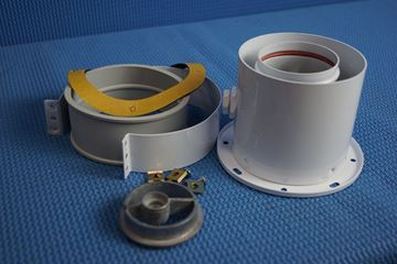 Picture of 241122 FLUE ADAPTOR KIT