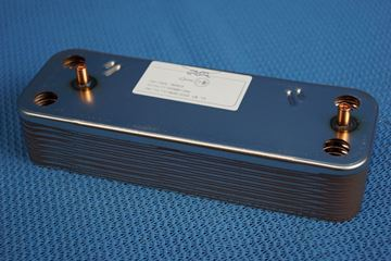 Picture of 7225723 was 248048 DHW HEAT EXCHANGER