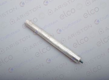 Picture of 574305 ANODE 10&15 LTR also GASKETif req A1026700