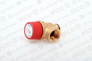 Picture of 65103222 PRESSURE RELIEF VALVE