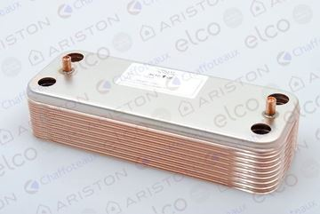 Picture of 998483 DHW HEAT EXCHANGER