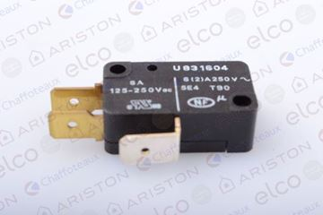 Picture of 60054732  MICROSWITCH (EACH)  *