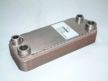 Picture of 064946 BARE DHW HEAT EXCHANGER