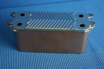 Picture of 0020025041 DHW HEAT EXCHANGER