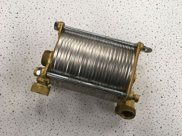 Picture of 61008773 HEAT EXCHANGER DHW (OBS)
