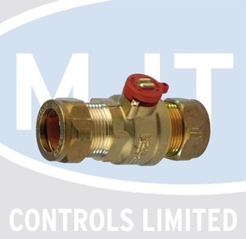 Picture of 87161100220 ISOLATING VALVE