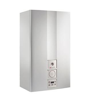 Picture of ADVANCE 25C COMBI 5 YEAR BOILER C/W HOR FLUE