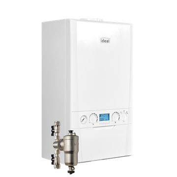 Picture of LOGIC MAX 35KW COMBI C/W FILTER