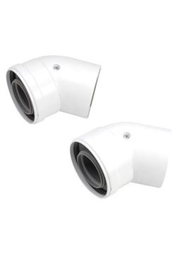 Picture of WORCESTER 45 DEG ELBOWS (PAIR)